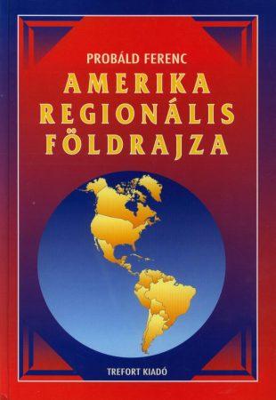Amerika regionális földrajza