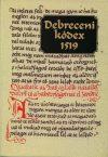 Debreceni kódex 1519