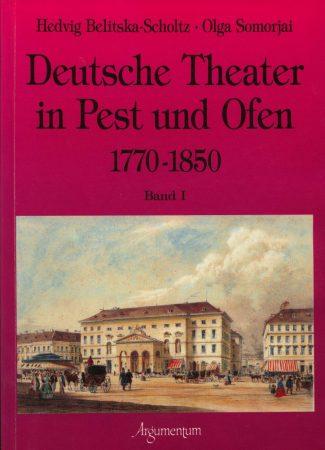 Deutsche Theater in Pest und Ofen