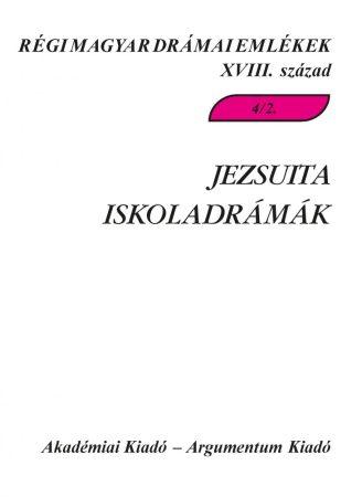 Jezsuita iskoladrámák 4/2.