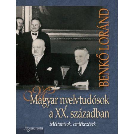 Magyar nyelvtudósok a XX. században
