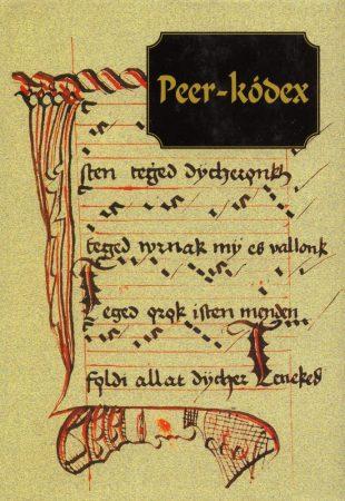Peer-kódex – Régi magyar kódexek 25.