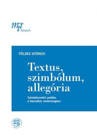 Textus, szimbólum, allegória