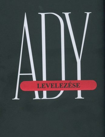 Ady Endre levelezése III.