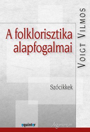 A folklorisztika alapfogalmai