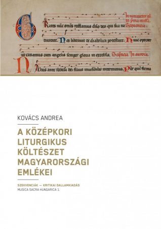 A középkori liturgikus költészet magyarországi emlékei