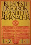 A Budapesti Ujságírók Egyesülete Almanachja 1911