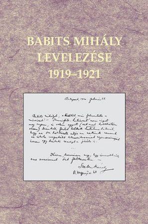 Babits Mihály levelezése 1919-1921