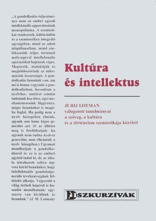 Kultúra és intellektus