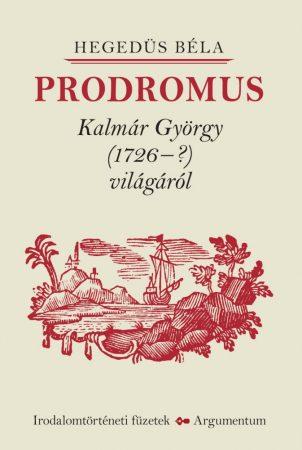 Prodromus - Irodalomtörténeti füzetek 164.