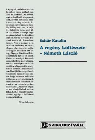 A regény költészete – Németh László