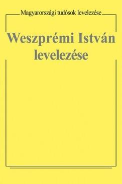 Weszprémi István levelezése